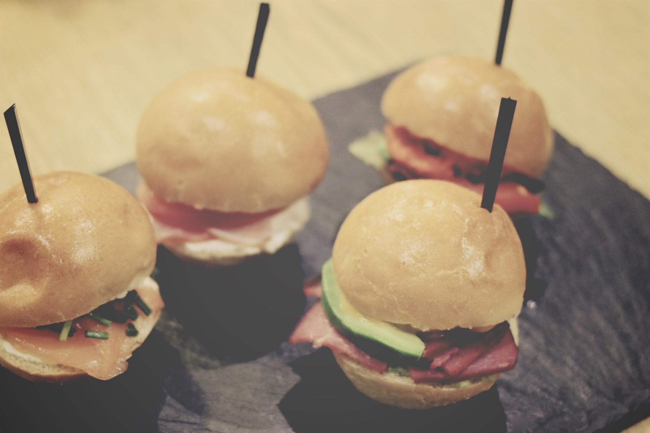 Mini buns